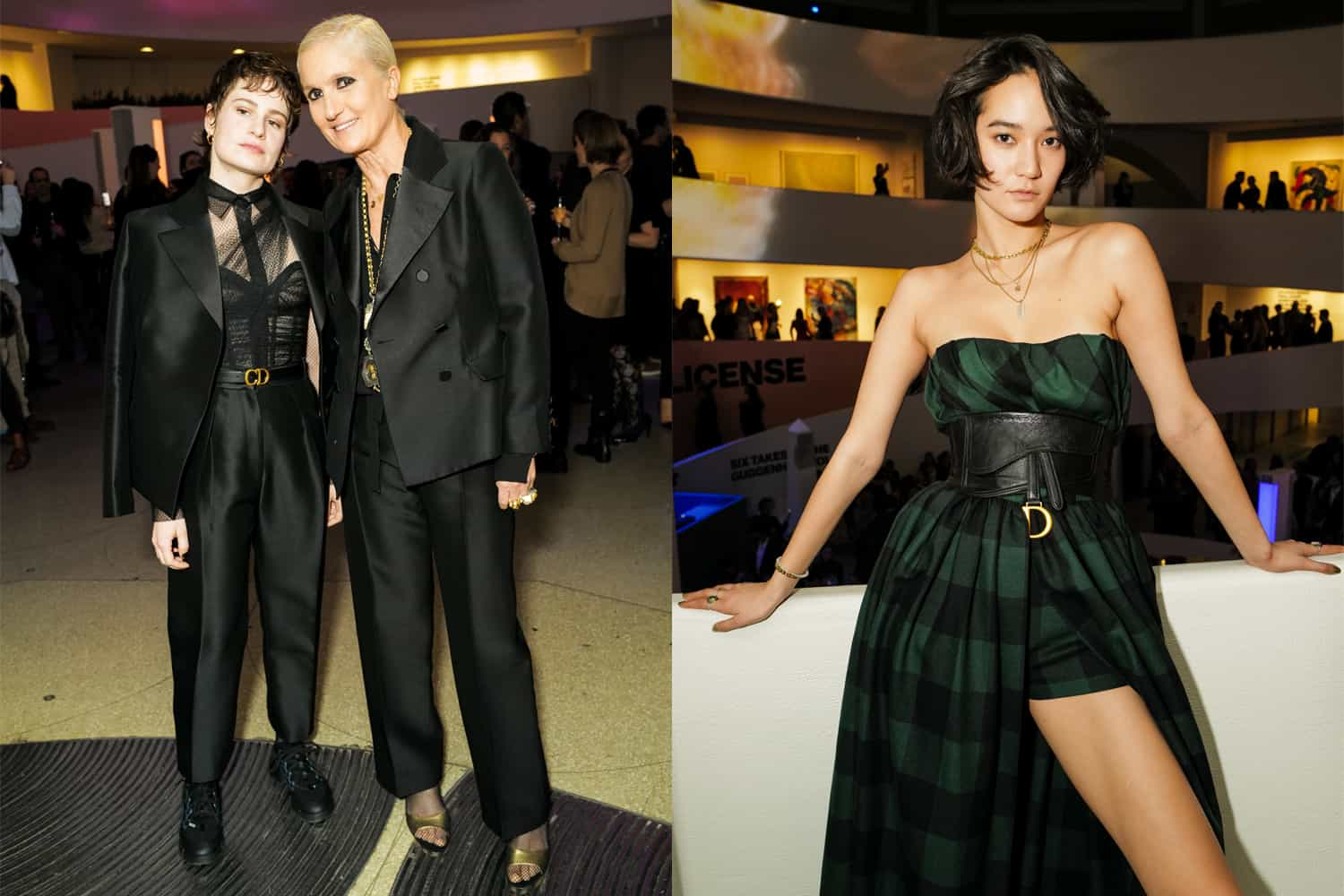 Dior Takes Over The Guggenheim More Chic Events