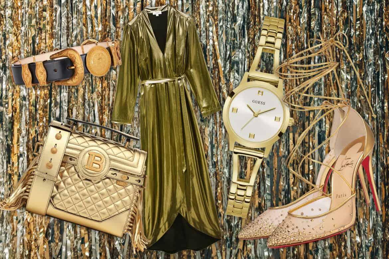 gold fashion
