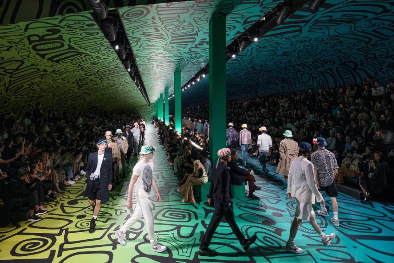 Dior Fall 2020 menswear