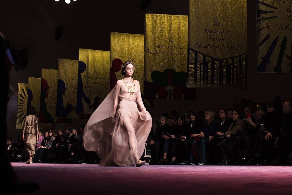 Dior Spring 2020 Couture