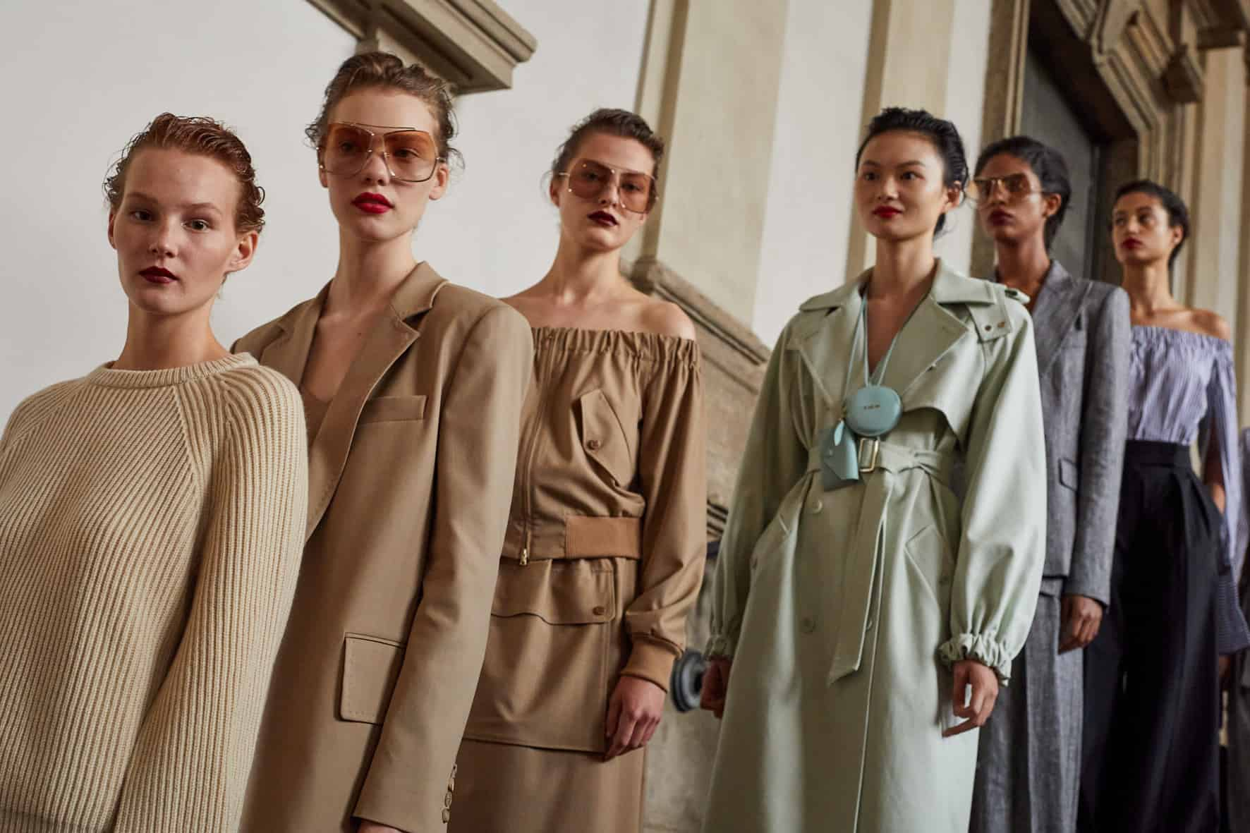 Max Mara Presents A Uniform For Women Ready To Rebuild The World - Daily Front Row