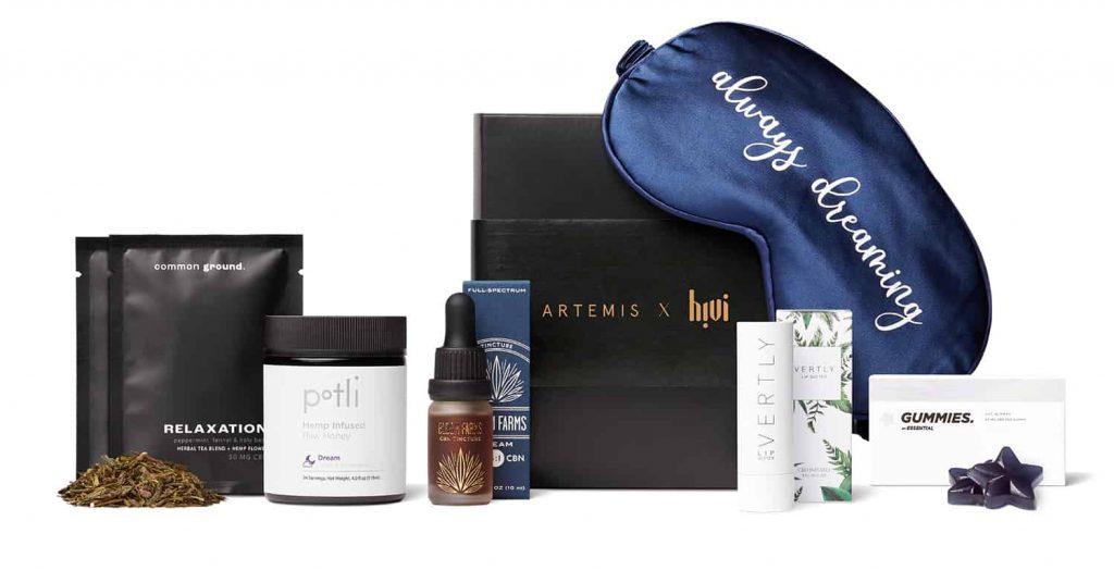 Artemis CBD Sleep Kit