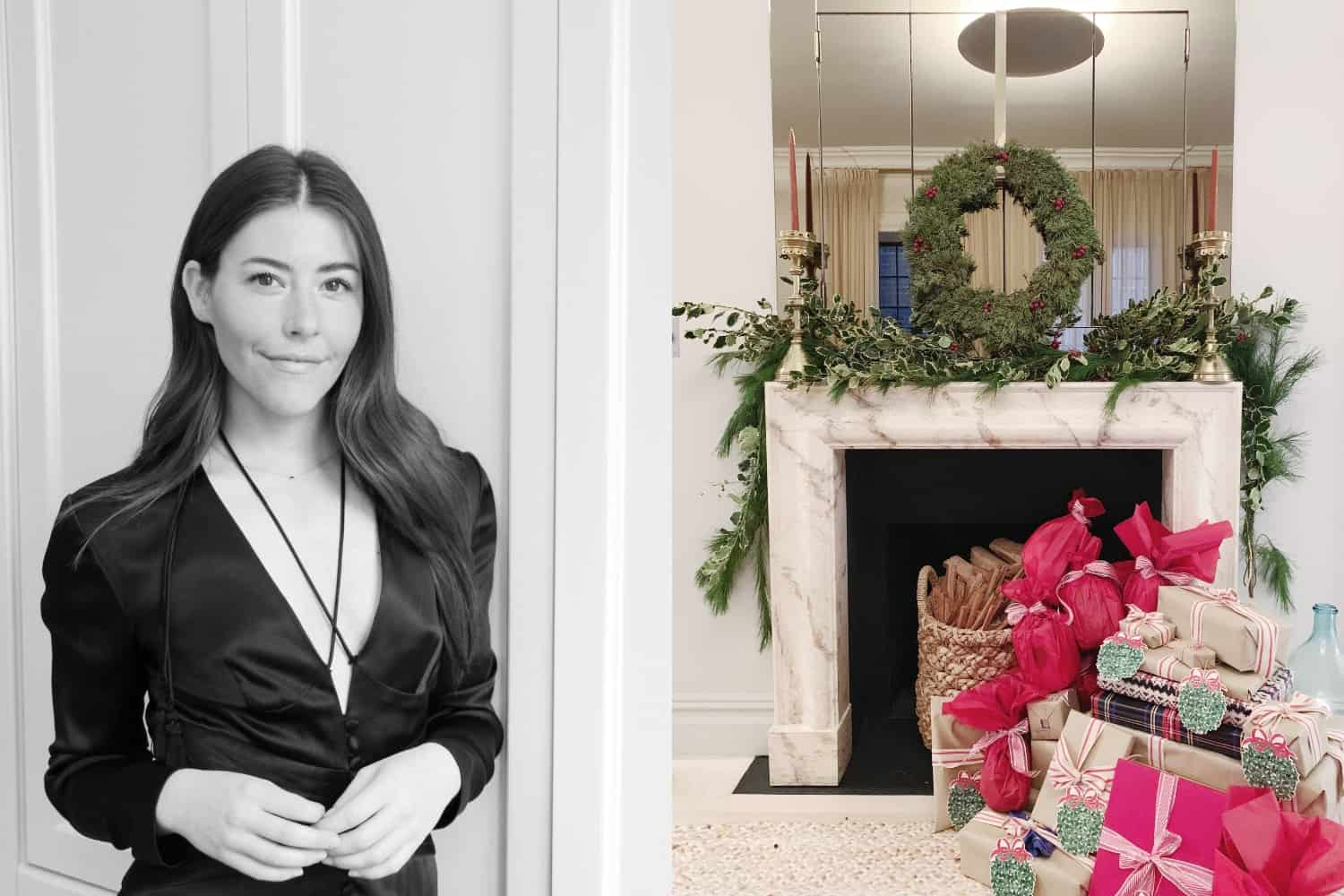 How Markarian's Alexandra O'Neill Is Celebrating The Holidays—Safely And  Chicly—At Home - Daily Front Row