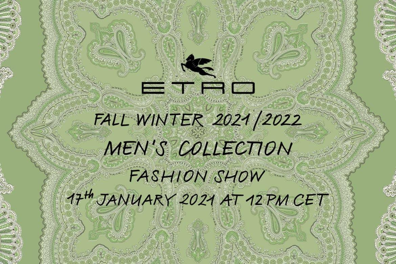 ETRO Men's FW2021/22