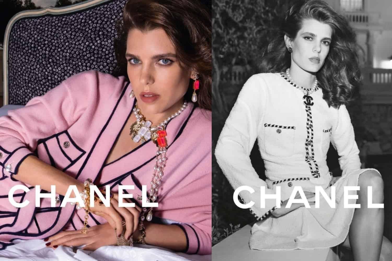 Charlotte Casiraghi Chanel