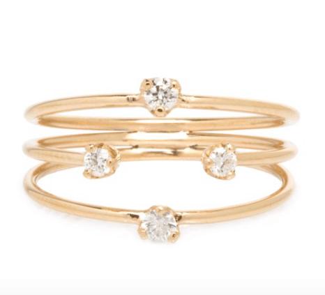 Zoe Chicco Ring