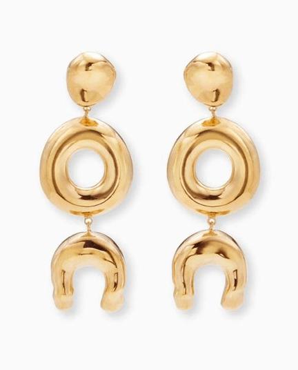 Agmes Earrings