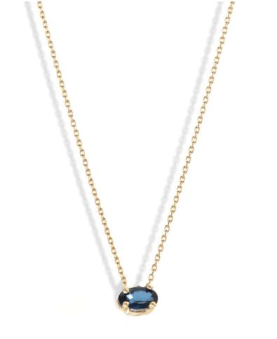 Poppy Finch Necklace