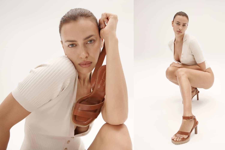 Irina Shayk On Her Summer Of Fun And Working With Tamara Mellon
