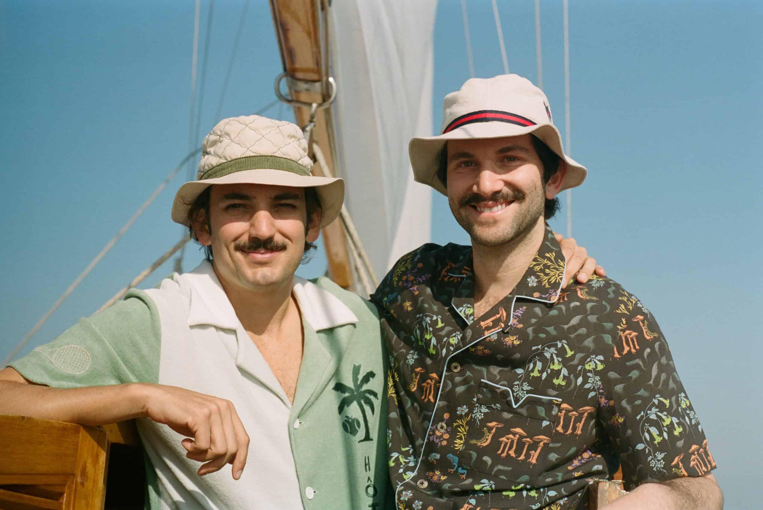 Mike Sard and Chris Galasso